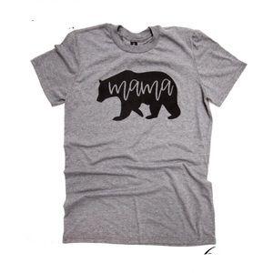 ANVIL Mama Bear Tee Shirt